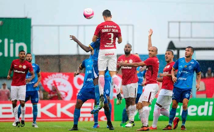 Hamburgo 2 - Inter vence e segue com 100% de aproveitamento no Gauchão
