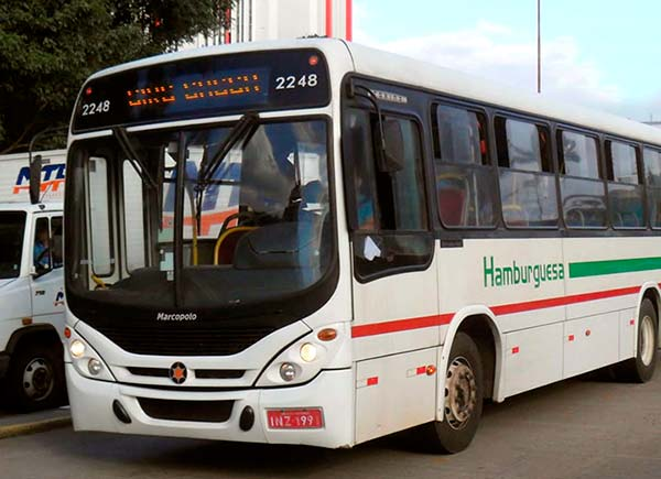 Hamburguesa Novo Hamburgo - Passagem de ônibus em Novo Hamburgo tem reajuste de 1,94% para 2018