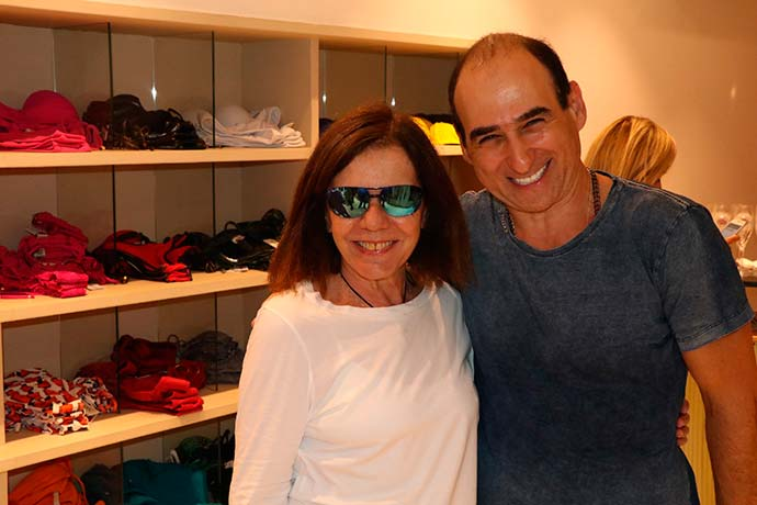 Helena Caio e Amir Slama lançam coleção Tropical Vibes3 - Helena Caio e Amir Slama lançam coleção Tropical Vibes