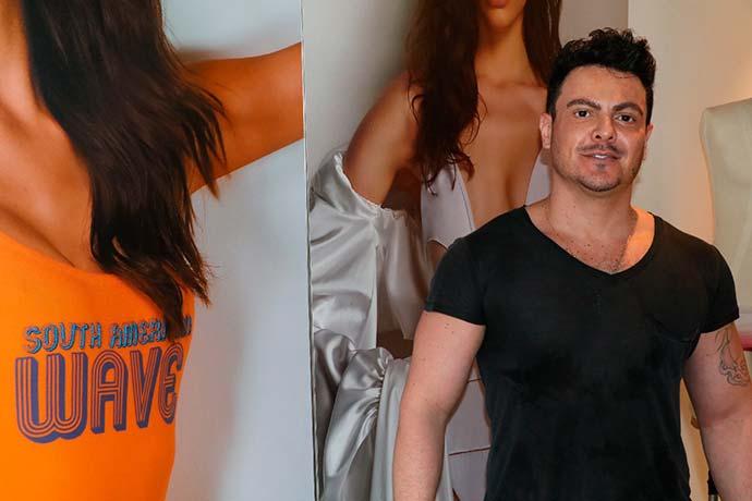 Helena Caio e Amir Slama lançam coleção Tropical Vibes9 - Helena Caio e Amir Slama lançam coleção Tropical Vibes