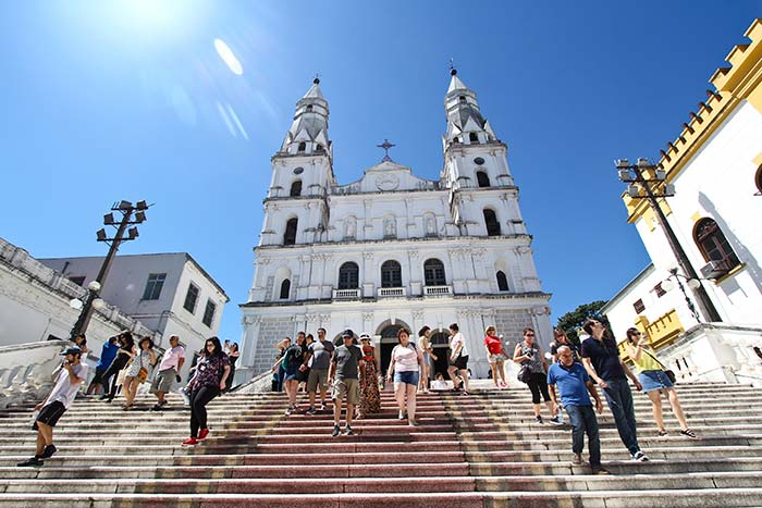 Igreja Nossa Senhora das Dores Porto Alegre - PORTO ALEGRE - ROTEIRO CULTURAL