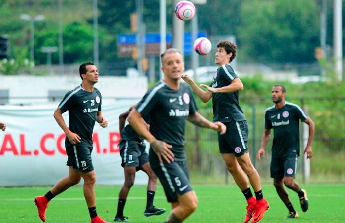 Inter x Caxigas treino 1 - Caxias é o próximo adversário do Inter no Campeonato Gaúcho