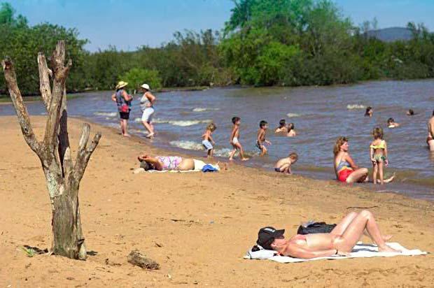 Photo of Todos os pontos do Lami e Belém Novo estão próprios para banho