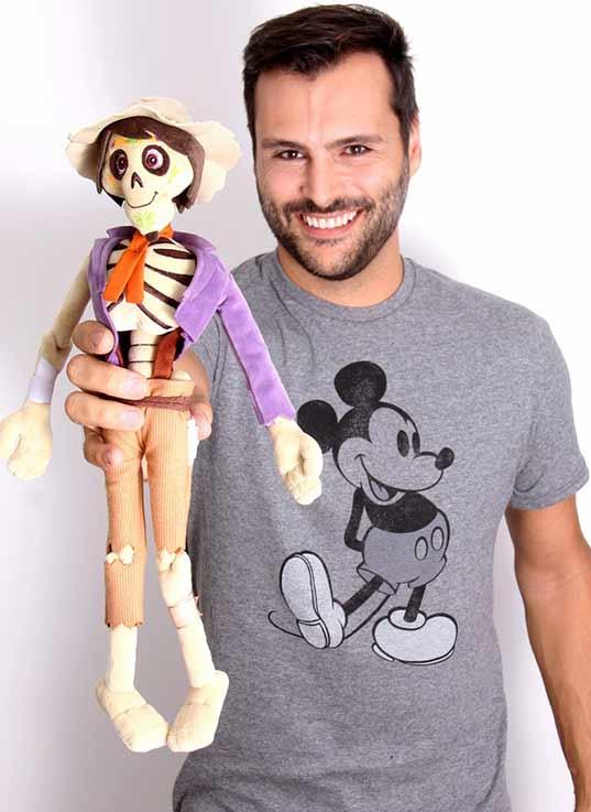 Leandro Luna - Leandro Luna é destaque em novo filme da Disney