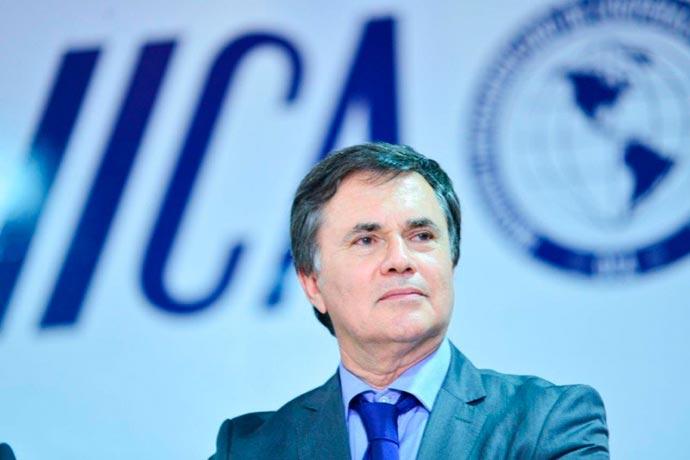 Manuel Otero - Manuel Otero toma posse como novo presidente do Iica