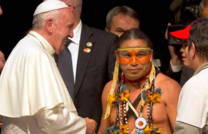 Photo of Visita do papa Francisco ao Peru dará visibilidade a indígenas amazônicos