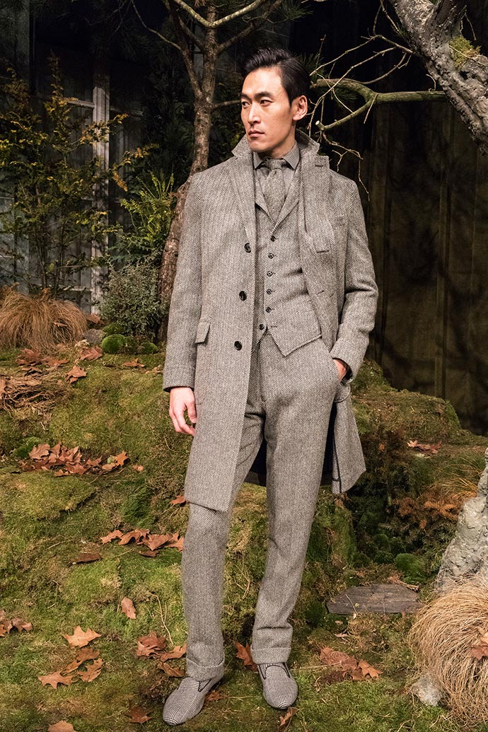 Ralph Lauren Purple Label Fall 2018 Collection2 - Ralph Lauren Purple Label Fall 2018 Collection