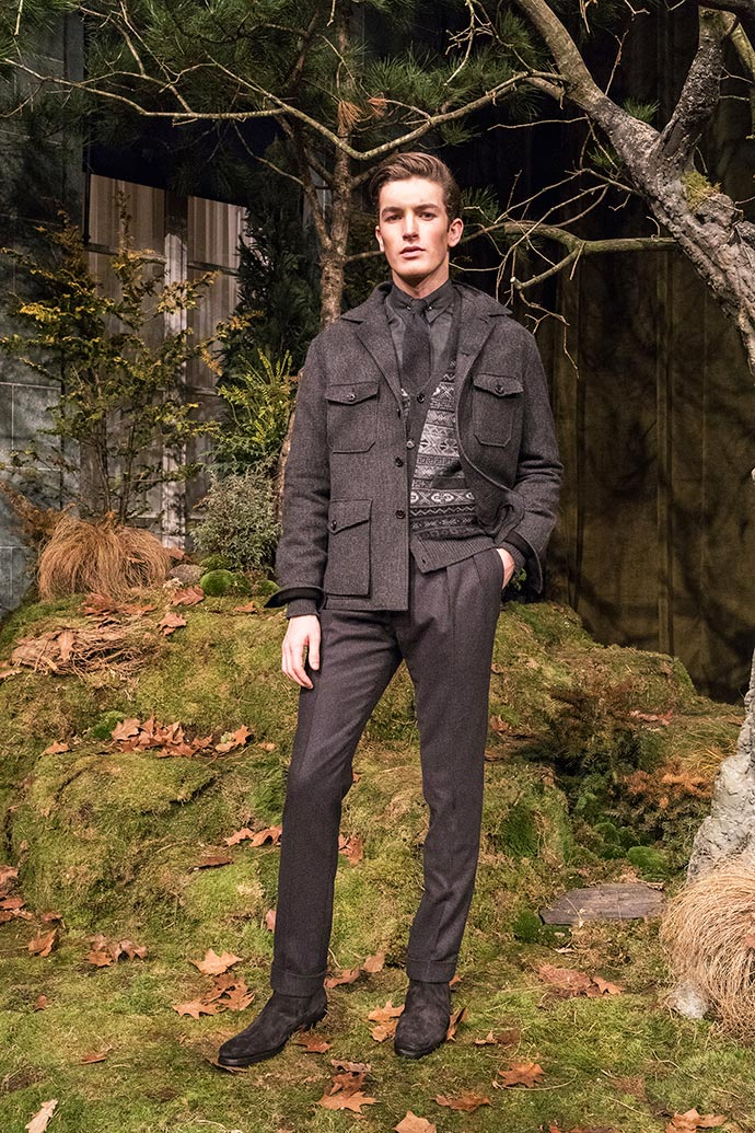 Ralph Lauren Purple Label Fall 2018 Collection3 - Ralph Lauren Purple Label Fall 2018 Collection