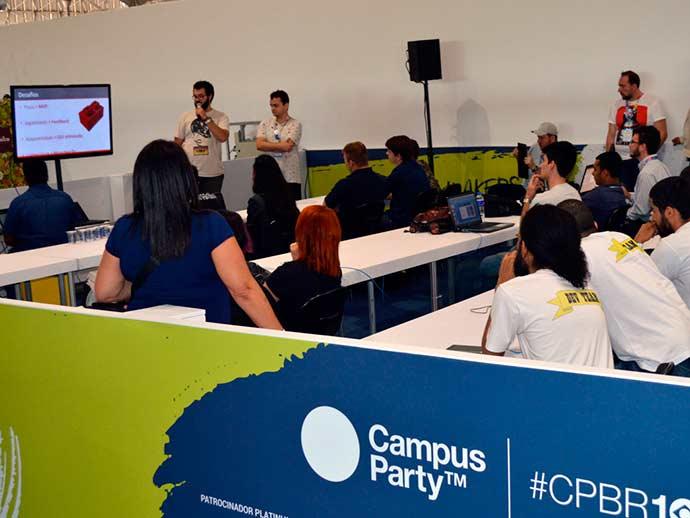 Robótica Paula Souza - SP: Campus Party começa amanhã com programação gratuita do Centro Paula Souza