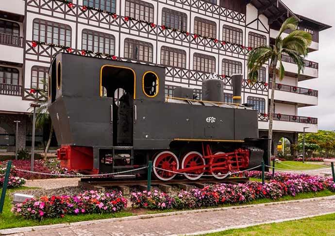 SC Blumenau0056 - Dica de viagem: Vale Europeu, em Santa Catarina