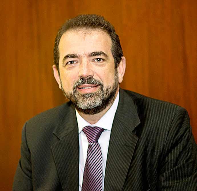 Salesio Nuhs - Salesio Nuhs assume presidência da Forjas Taurus