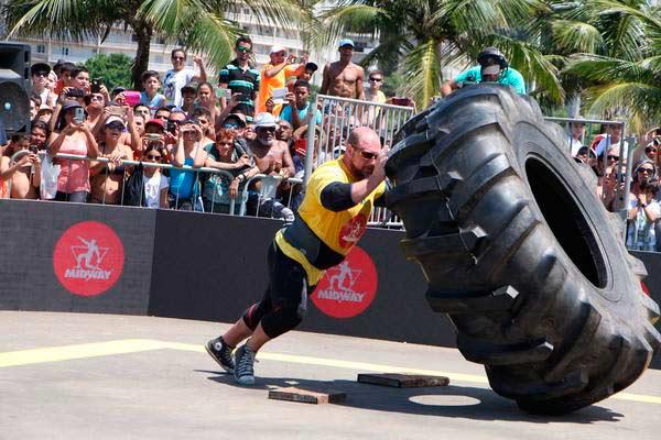 Strongman 2018 - Força Bruta reúne mais fortes do mundo em Cotia (SP)