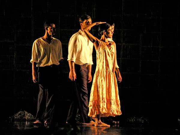 Tania Baumann foto.Laercio Sulczinski - Ballet Clássico e Dança Moderna na Casa de Cultura Mario Quintana