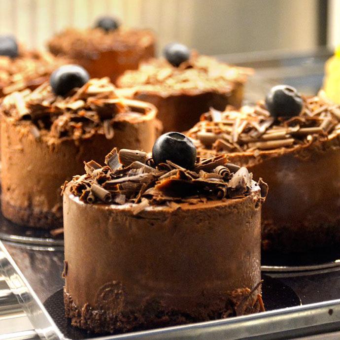Torta Mousse Prestinaria - Sobremesas com chocolate em Curitiba