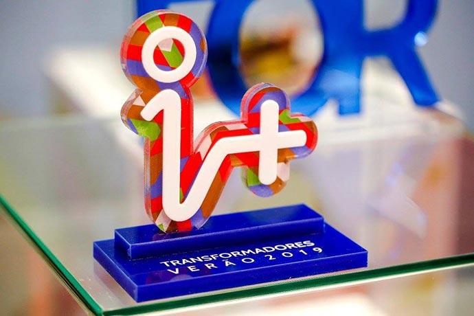TroféuTransformadores1 2018 - Cipatex recebe prêmio Transformadores Verão 2019