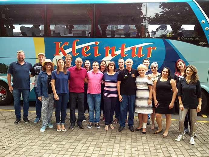 Vale Europeu em Santa Catarina - Rota Romântica: viagem técnica para o Vale Europeu em Santa Catarina