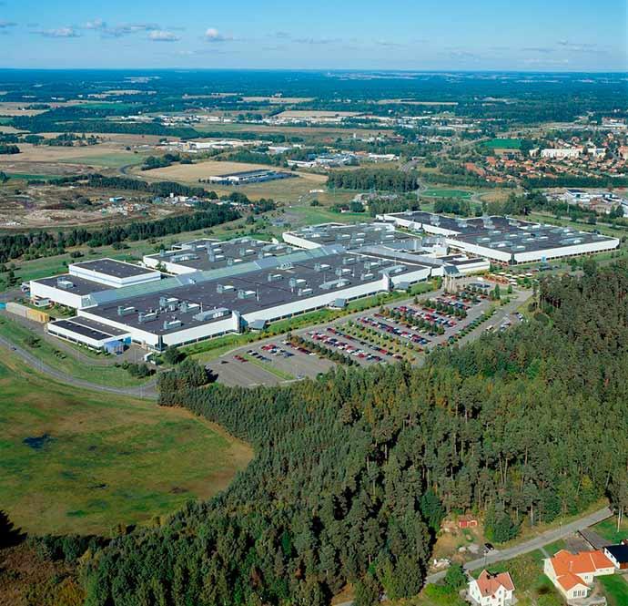 Volvo Cars2 - Volvo Cars tem produção climatizada sem impactos ao clima