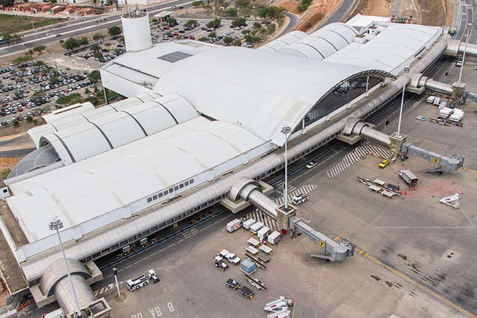 aeroporto de fortaleza - Fraport assume o aeroporto de Fortaleza