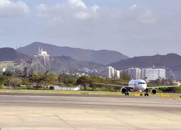 aeroportos Brasil - Pontualidade em aeroportos brasileiros é reconhecida no exterior