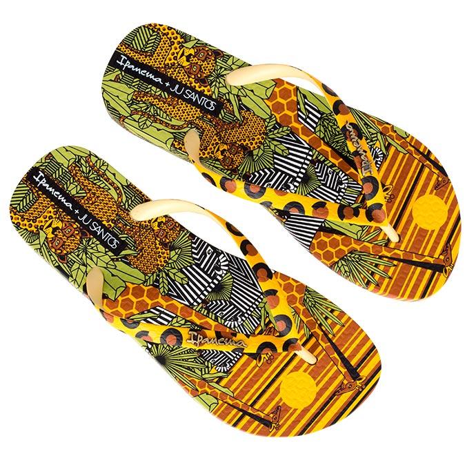 africa - Ipanema By Ju Santos tem modelos Tropical e África