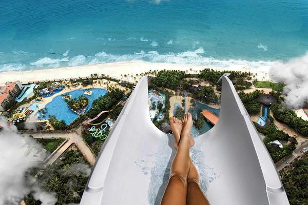 Photo of Beach Park é um dos destinos turísticos mais visitados do mundo