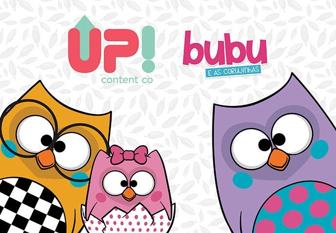 bubu e as corujinhas - Desenho 100% brasileiro estreia hoje na Disney para toda América Latina