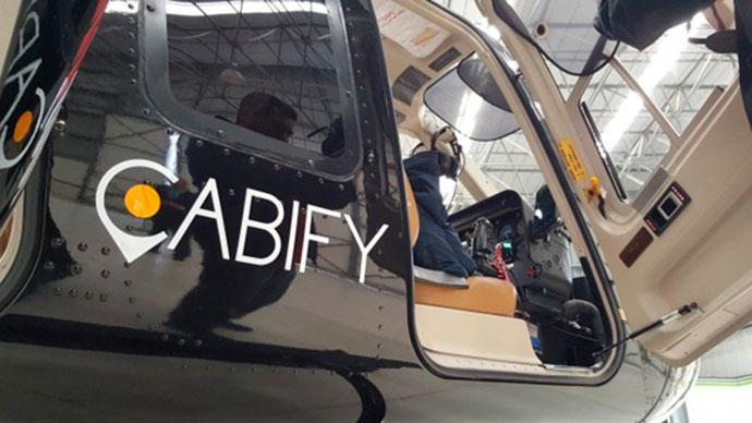 cabify - Voos panorâmicos para comemorar o aniversário de São Paulo