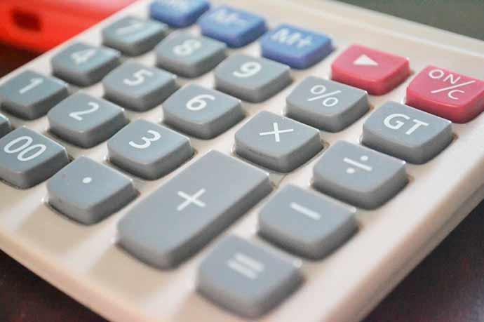 calculadora2 - Dicas da PROTESTE sobre pagamento de impostos