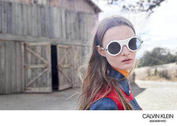 calvin klein 205w39 - Campanha coleção Primavera 2018 Calvin Klein 205W39NYC