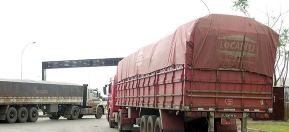 caminhão - Greve dos caminhoneiros provoca impacto negativo na atividade industrial gaúcha
