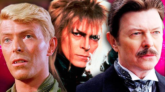 cinema david bowie - Mostra de cinema sobre David Bowie em Curitiba