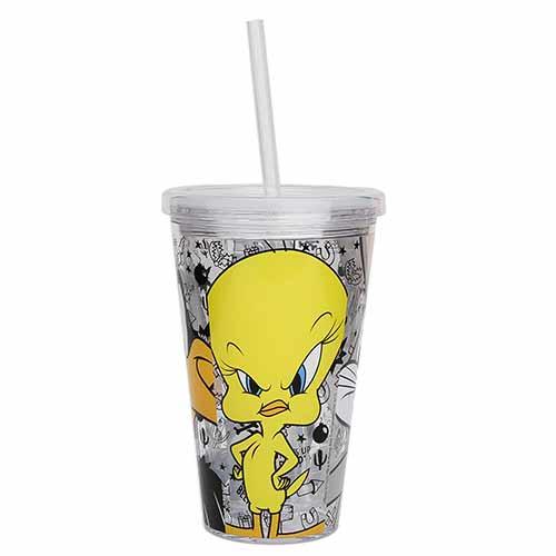 copos2 - Produtos Looney Tunes Camicado