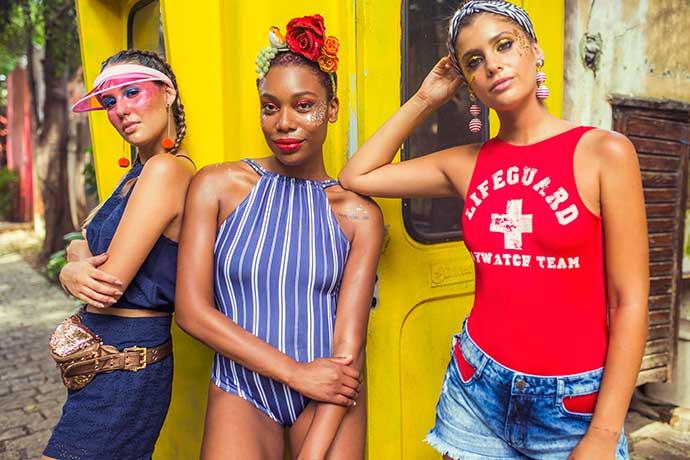 dzarm - DZARM lança coleção-cápsula de Carnaval