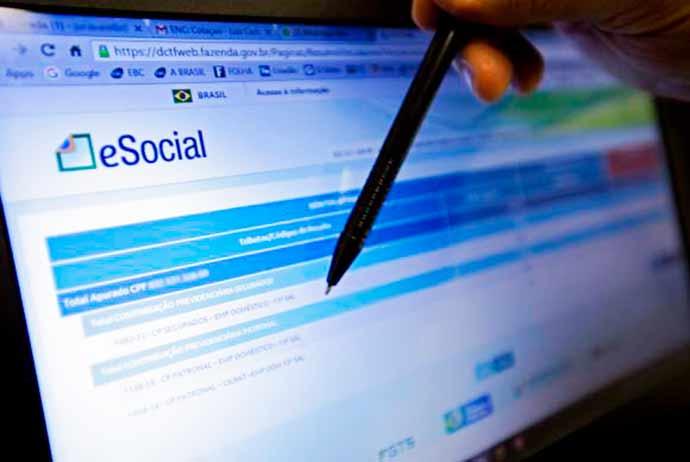 esocial3 - Inicia hoje primeira fase de implantação do eSocial para empresas