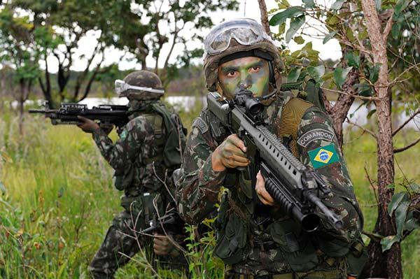 exercito - Exército investiga sumiço de munição no Ceará