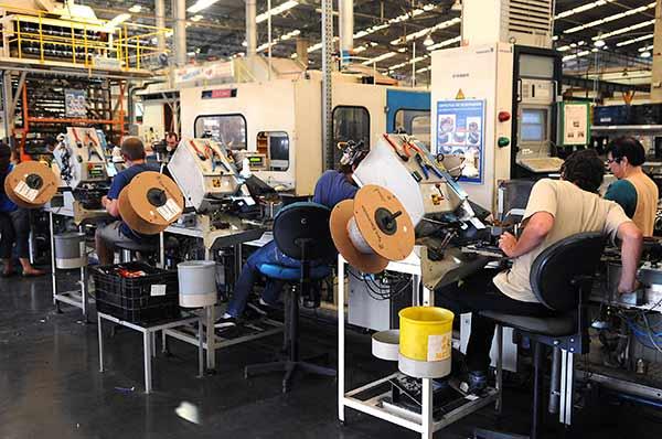 industria - Inflação de produtos na saída das fábricas é de 1,47%