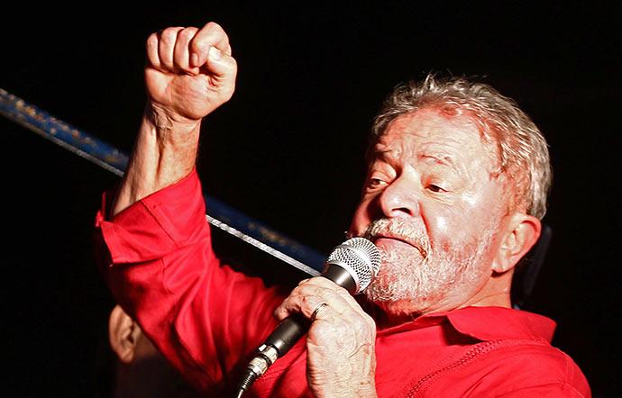 lula2 - Ministro do STJ nega habeas corpus preventivo em favor de Lula