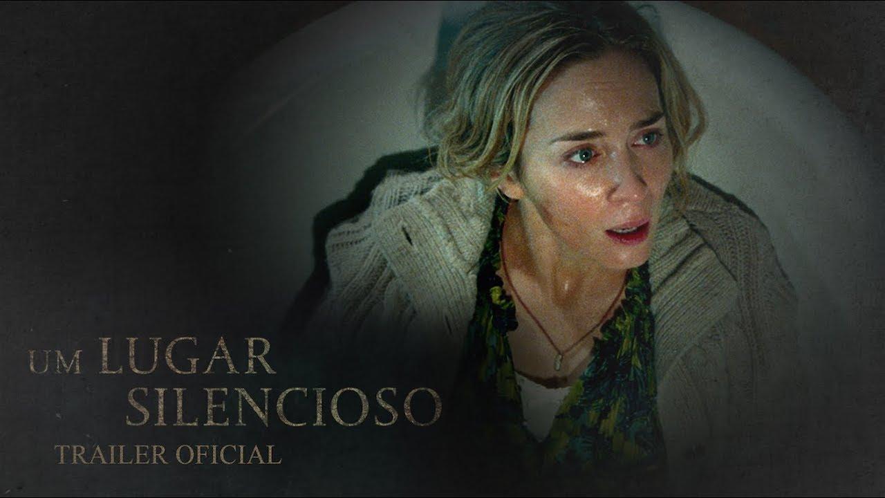 maxresdefault 7 - Um Lugar Silencioso, com Emily Blunt e John Krasinski, estreia em abril