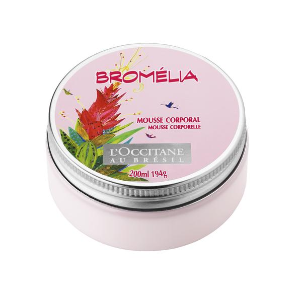 mousse desodorante corporal bromA C lia r 69 00  l occitane au brA C sil web  - L'Occitane au Brésil tem descontos de até 50% neste verão