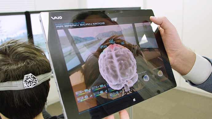 nissan - Nissan lança tecnologia que permite o controle do carro com a mente