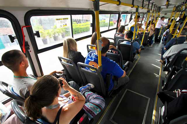 onibus porto alegre - Reforço nas linhas de ônibus para o vestibular da UFRGS