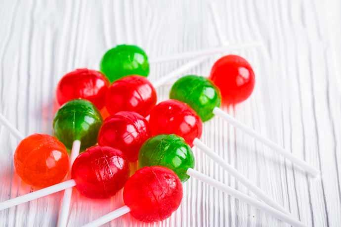 pirulito - Os malefícios do açúcar no organismo
