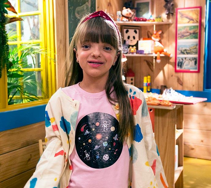 rafaella O Zoo da Zu - Rafaella Justus estreia em série do Discovery Kids
