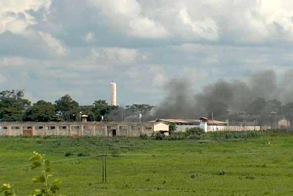 rebeliao presidio aparecida de goiania - Terceira rebelião em presídio de Goiás é controlada pela polícia