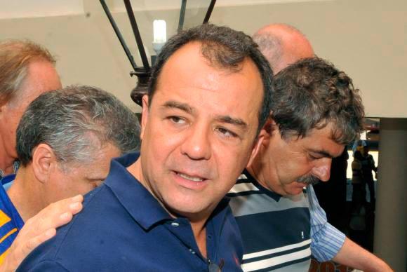 sergio cabral 1 - Sérgio Cabral pode ser transferido para presídio em Curitiba
