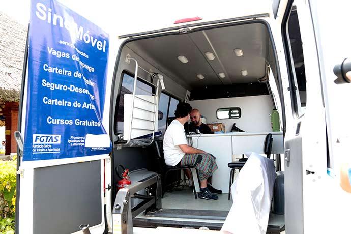 sine movel - Sine Móvel estará na feira de empregos em São Leopoldo neste sábado