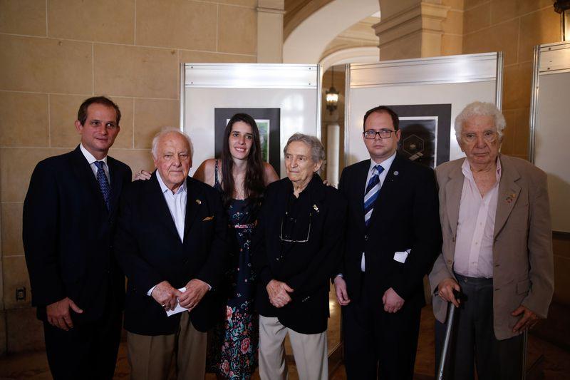 sobreviventes holocausto - ONU inaugura exposição em memória às vítimas do Holocausto