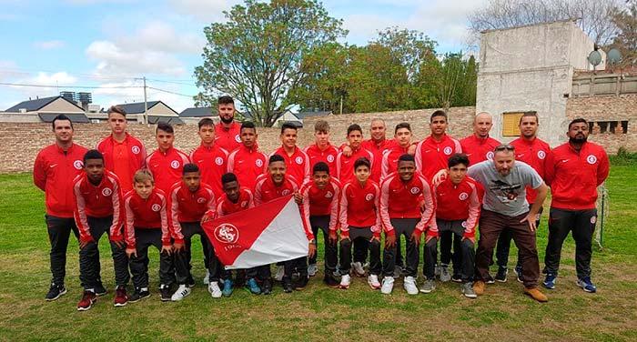 sub 13 do inter - EFIPAN: Sub-13 vence Alianza Lima
