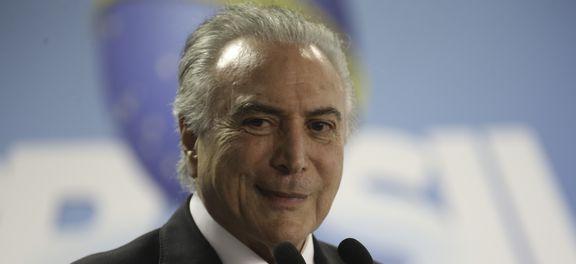 """temer 2 - Temer diz que até março reforma da Previdência estará """"liquidada"""""""