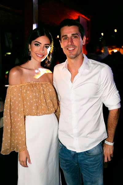 thiago alvares   lara ceolin web  - Sabrina Sato e Duda Nagle na festa de reveillon Five Star, em Miami